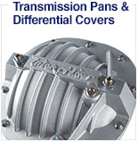 Transmission Pans & Differential Covers