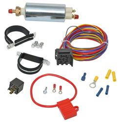 Trick Flow Specialties TFS-25004 - Trick Flow® High-Flow Electric Fuel Pumps