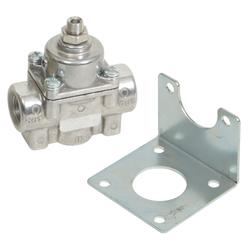 Trick Flow Specialties TFS-25017 - Trick Flow® Fuel Pressure Regulators