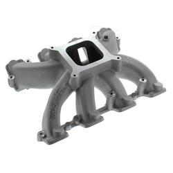 Trick Flow Specialties TFS-32600111 - Trick Flow® R-Series Carbureted Intake Manifolds for GM LS3