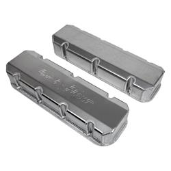 Trick Flow Specialties TFS-41400805 - Trick Flow® Fabricated Aluminum Valve Covers