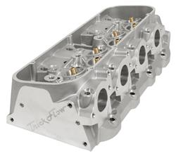 Trick Flow Specialties TFS-4141B804-C02 - Trick Flow® PowerPort® 365 Cylinder Heads for Big Block Chevrolet