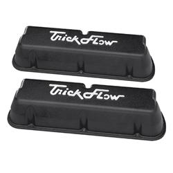 Trick Flow Specialties TFS-51411802 - Trick Flow® Cast Aluminum Valve Covers