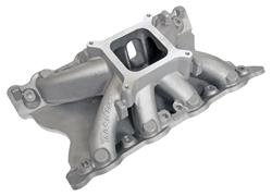 Trick Flow Specialties TFS-51600111 - Trick Flow® Track Heat® Intake Manifolds for Ford 351C and Clevor