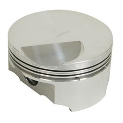 Trick Flow Specialties TFS-51604330-1 - Trick Flow® PowerPort® Forged Pistons for Ford Clevor
