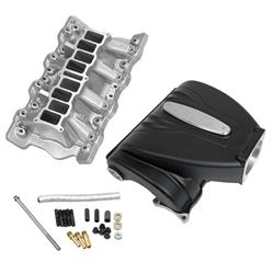 Trick Flow Specialties TFS-51611117 - Trick Flow® R-Series EFI Intake Manifolds for Ford 351C and Clevor Conversions