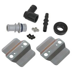 Trick Flow Specialties TFS-51800810 - Trick Flow® PCV Valve Cover Baffle and PCV Upgrade Kits