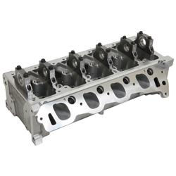 Trick Flow Specialties TFS-5291B002-C01 - Trick Flow® Twisted Wedge® Race 195 Cylinder Heads for Ford 4.6L/5.4L 2V