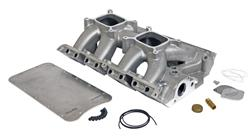 Trick Flow Specialties TFS-56400114 - Trick Flow® R-Series Tunnel Wedge Intake Manifold for Ford 390-428