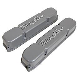Trick Flow Specialties TFS-61600802 - Trick Flow® Cast Aluminum Valve Covers