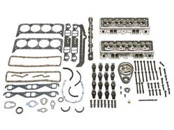 Trick Flow Specialties TFS-K314-500-450 - Trick Flow® 500 HP Super 23® Top-End Engine Kits for Small Block Chevrolet