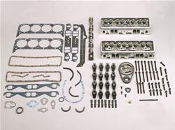 Trick Flow Specialties TFS-K314-420-395 - Trick Flow® 420 HP Super 23® Top-End Engine Kits for Small Block Chevrolet