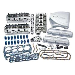 Trick Flow Specialties TFS-K514-350-370 - Trick Flow® 350 HP Twisted Wedge® Top-End Engine Kits for Ford 5.0L