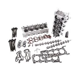 Trick Flow Specialties TFS-K520-380-375 - Trick Flow® Twisted Wedge® Top-End Engine Kits for Ford 4.6L 2V
