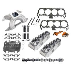 Trick Flow Specialties TFS-K616-620-576 - Trick Flow® PowerPort® Top-End Engine Kits for Big Block Mopar 440