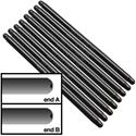 Click here for more information about Trick Flow Specialties TFS-21418500-8 - Trick Flow® Chromoly Pushrods