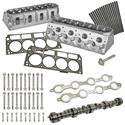 Click here for more information about Trick Flow Specialties TFS-K326-580-520 - Trick Flow® GenX® Top-End Engine Kits for GM LS