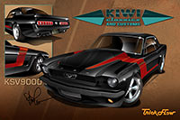Kiwi Customs 1966 Mustang